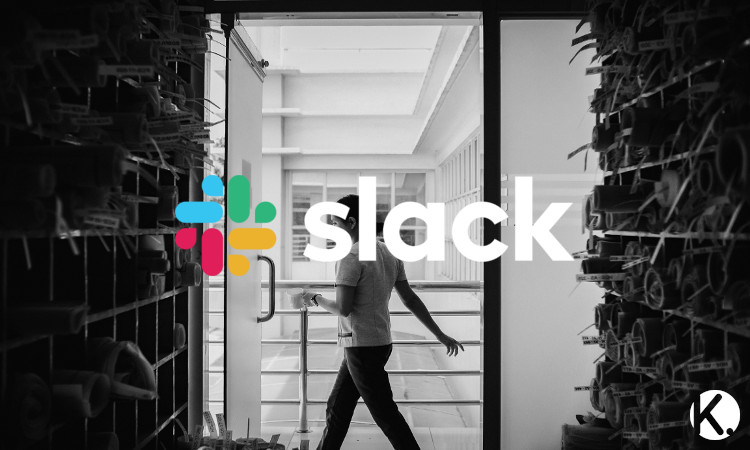 Backup Slack data